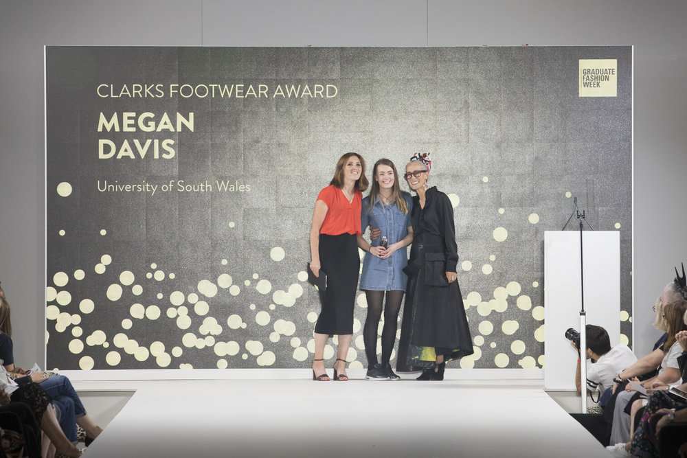 GFW_Megan Davies University of South Wales - Clarks Footwear Award.JPG