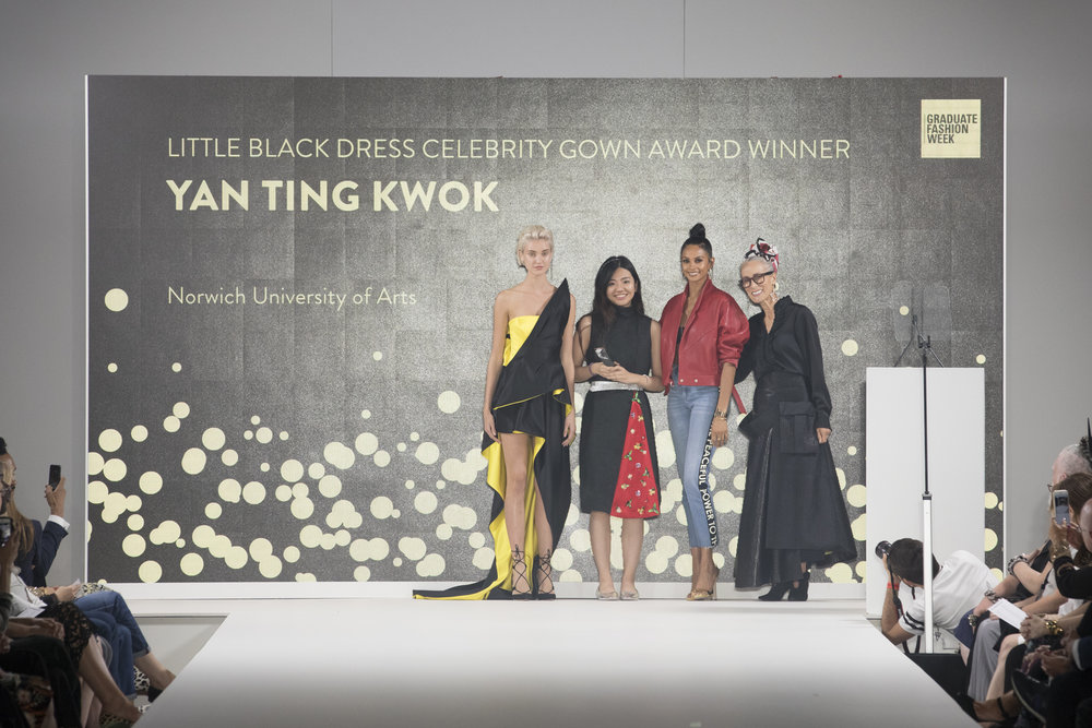 Yang Ting Kwok Norwich University of Arts- Little Black Dress Award.JPG