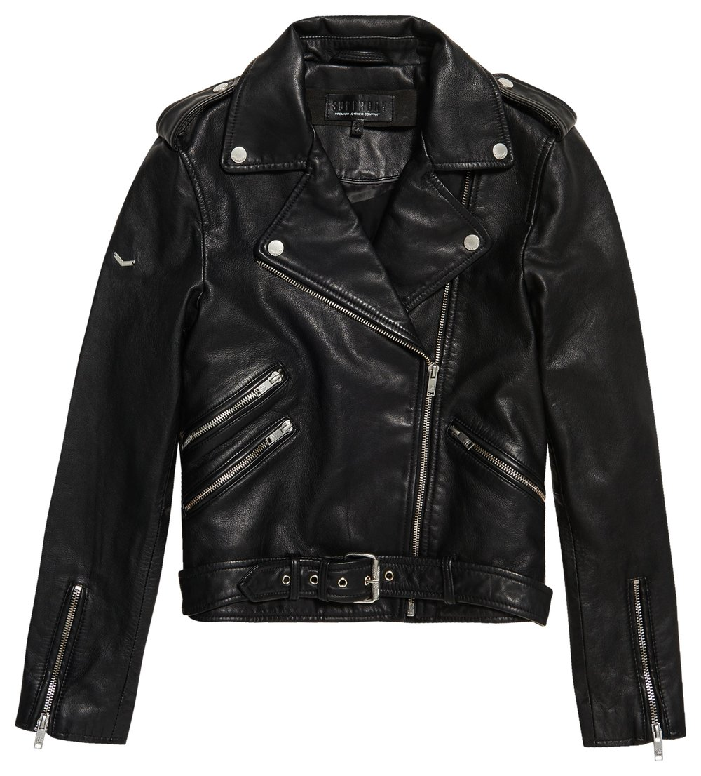 Superdry Bella Leather Biker Jacket £149.99 www.superdry.com.jpg