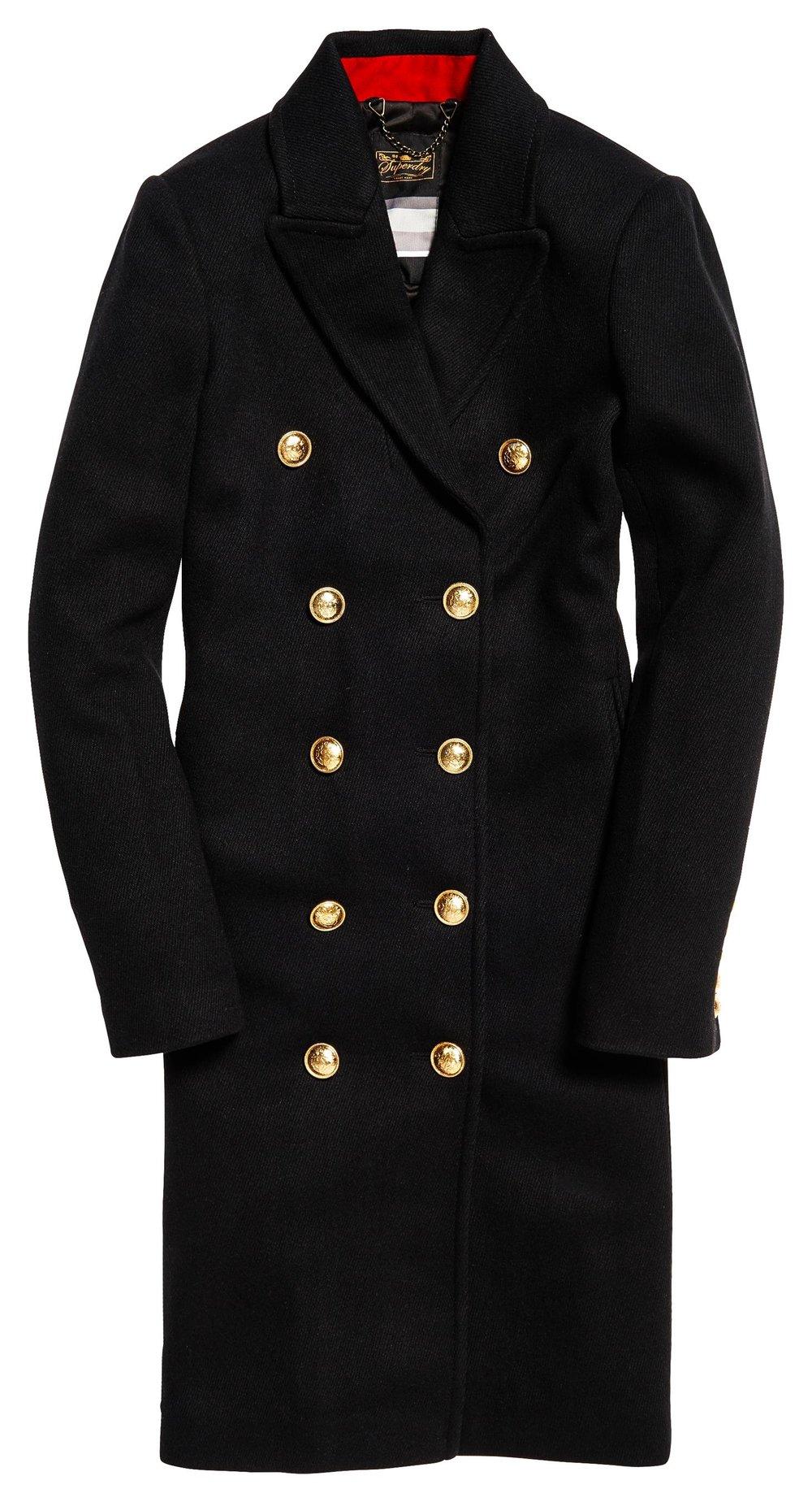Superdry Priya Long Military Coat £144.99 - 209.95€ www.superdry.com.jpg