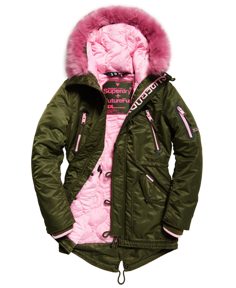 Superdry SD-L Parka Coat £144.99 - 209.95€ www.superdry.com.jpg