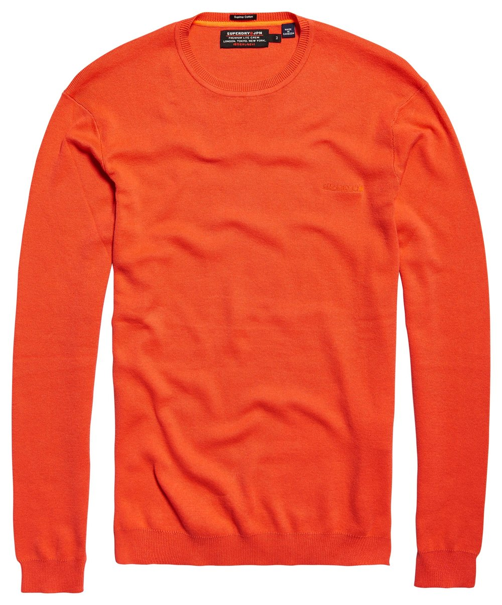 Superdry Supima Cotton Crew Neck Sweatshirt £44.99 www.superdry.com.jpg