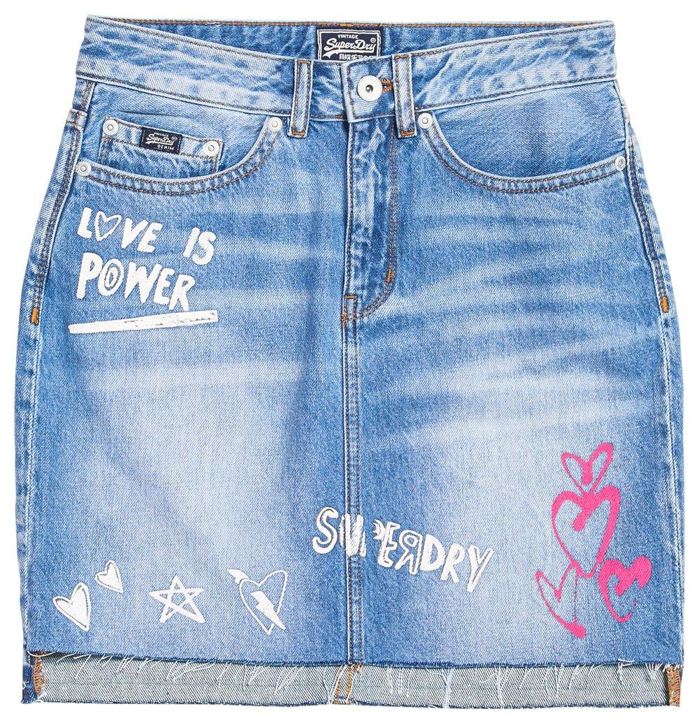 Superdry Denim Mini Skirt £44.99 www.superdry.com.jpg