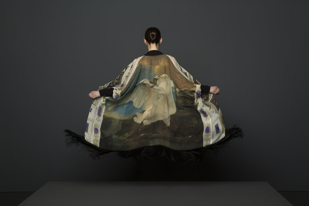 Etsy + The Rijksmuseum - In cooperation with the Rijksmuseum Amsterdam, we asked Etsy sellers to create fashion products inspired by art pieces from the museum's collection. The result? An exhibition of extraordinary creations that combined Dutch Golden Age art with modern fashion design.