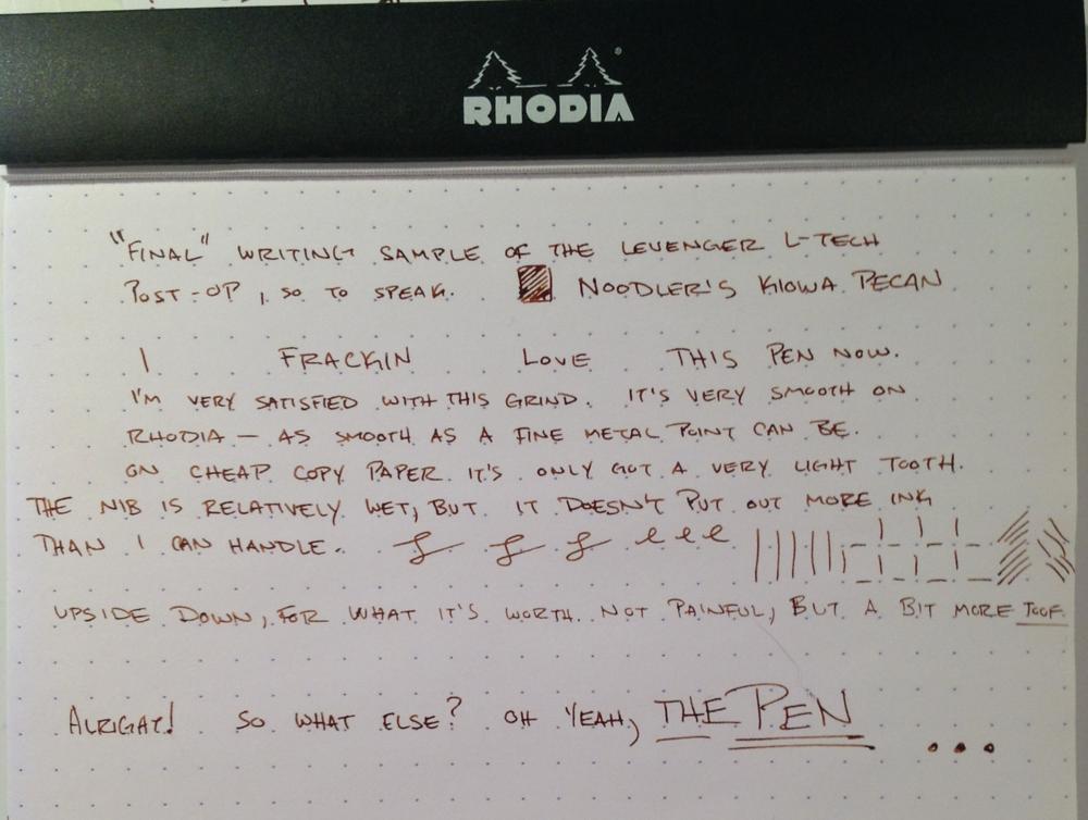 Post-op Rhodia