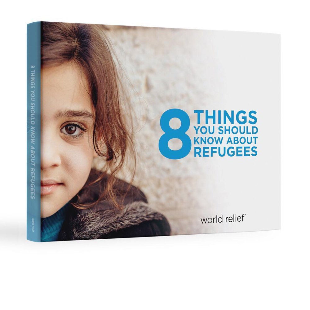 8 Things You Should Know About Refugees