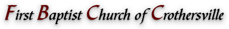 First Baptist Church of Crothersville