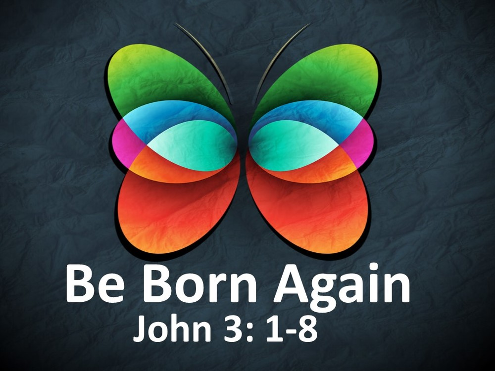 Image result for John 3 : 1 - 8 pictures