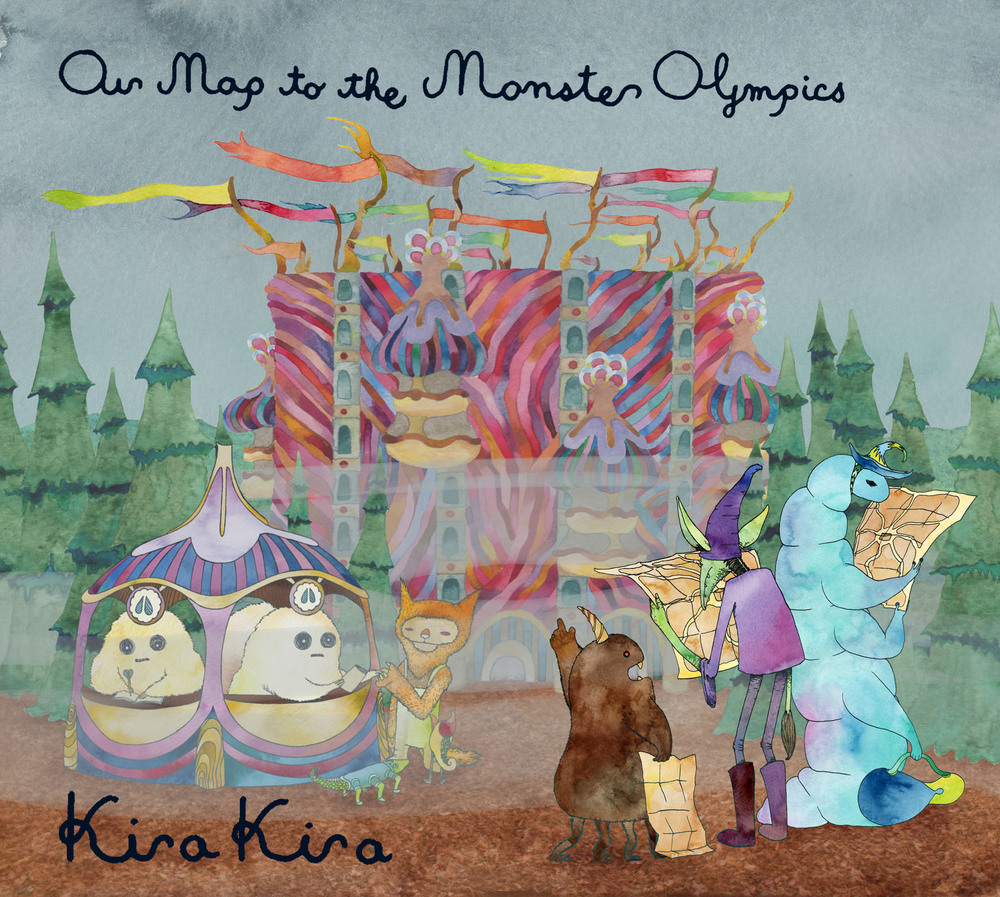 Kira Kira album artwork
