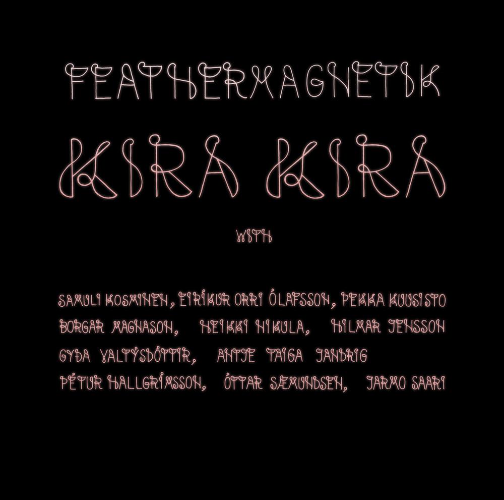 Kira Kira album design