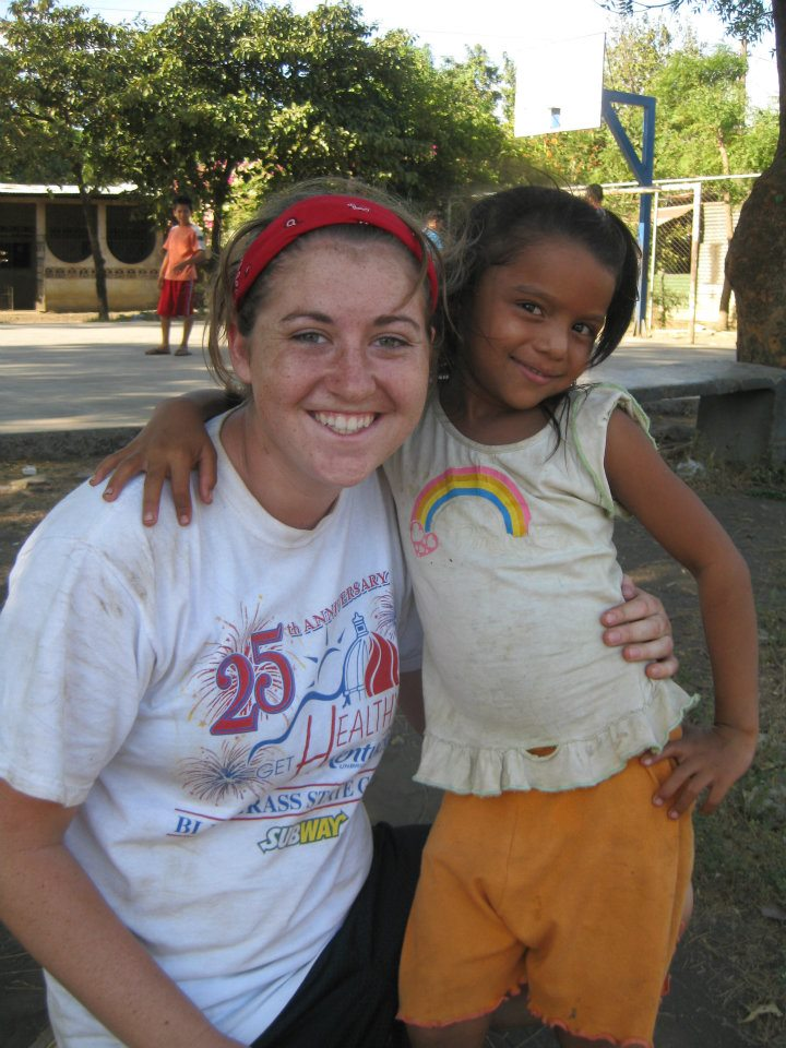 Allegra Forwith in Nicaragua