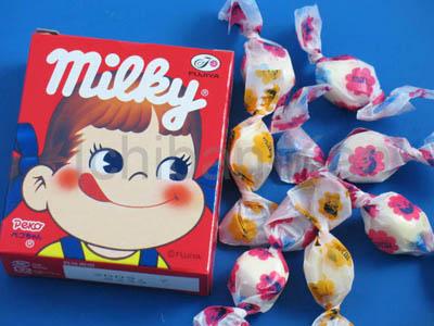 Japanese Milky