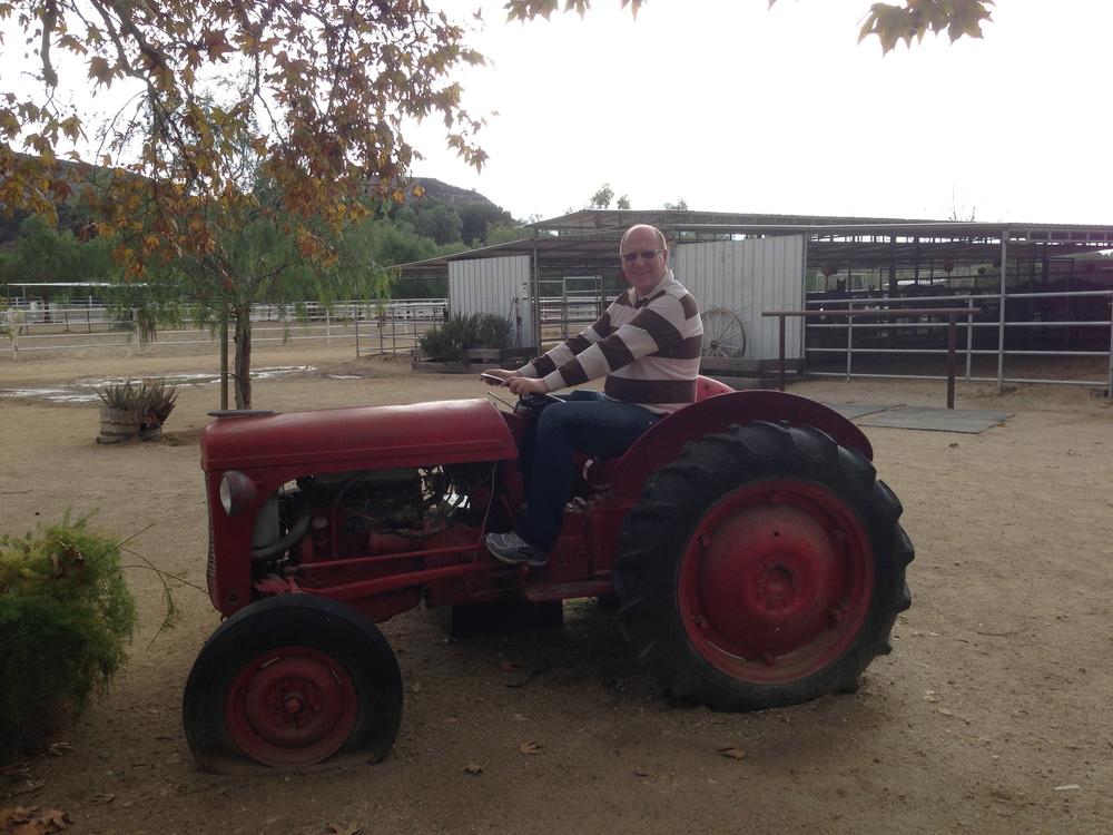 Farmer Dan!