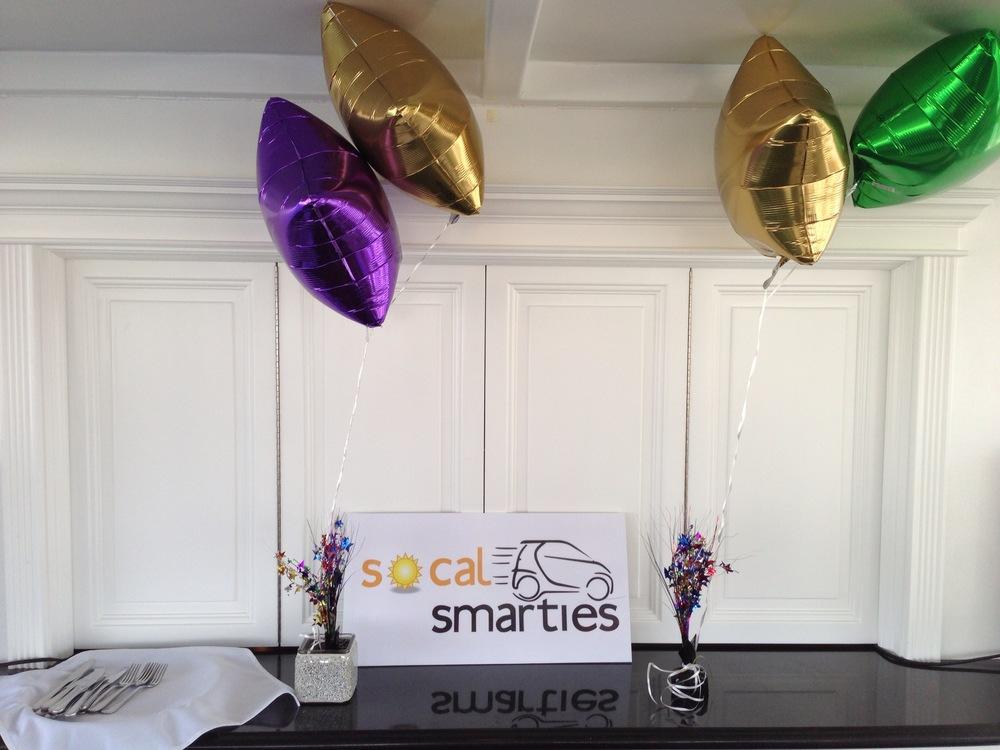 SoCal Smarties Sign