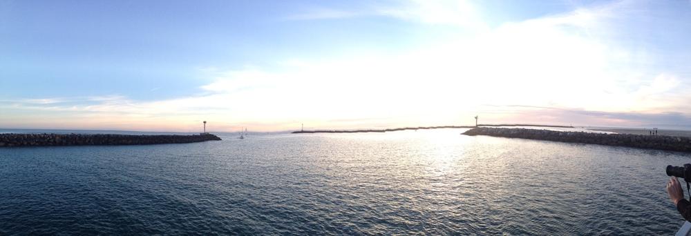 Ocean Panaroma