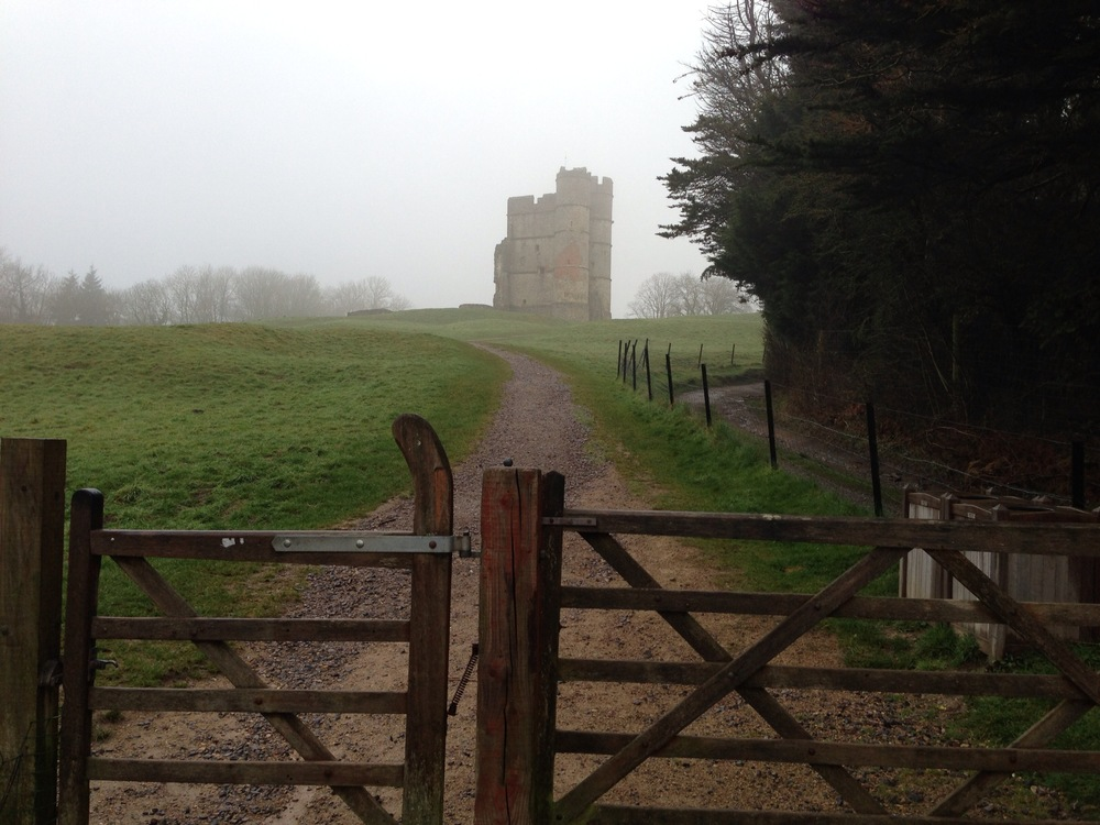 Donnington Castle.