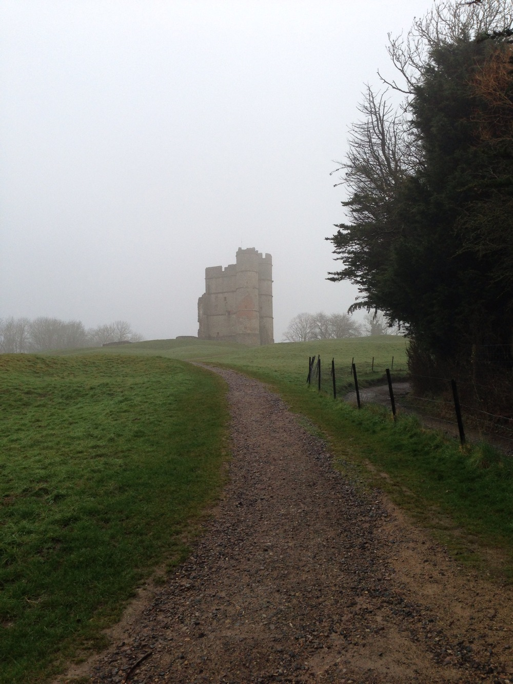 Donnington Castle