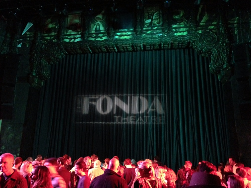 Inside of the Fonda