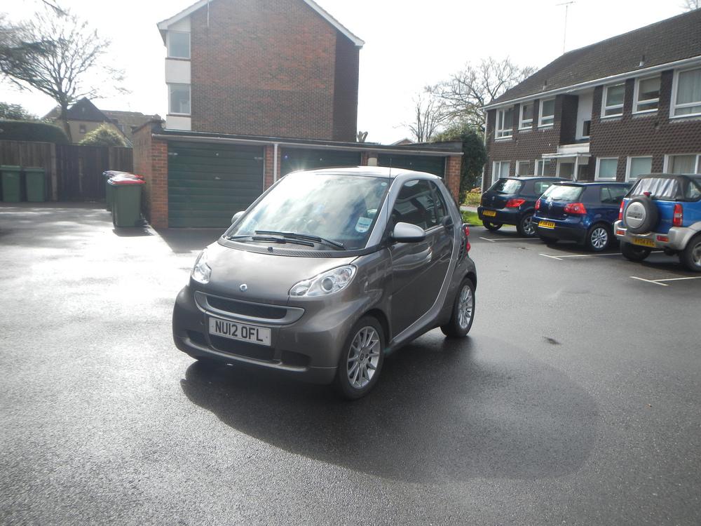 UK Smart Car!