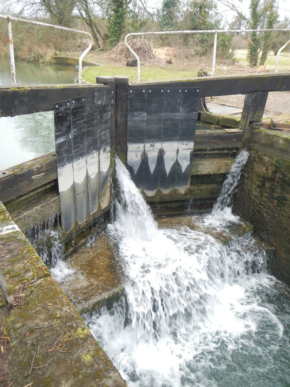 The Hungerford Lock