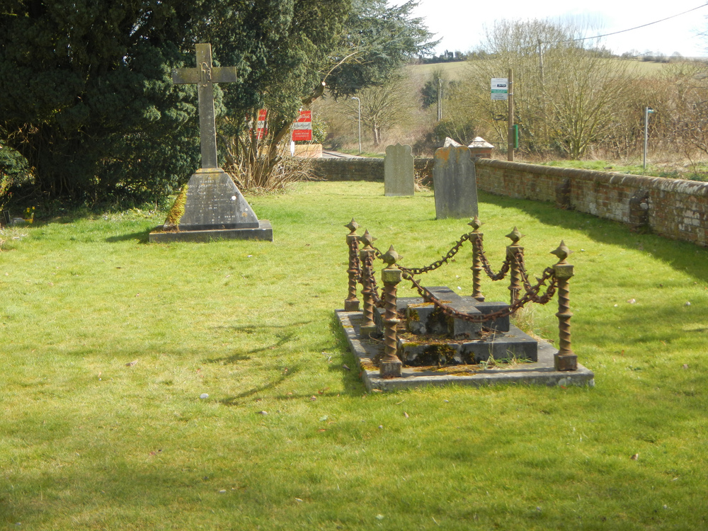 The Church Graveyard.