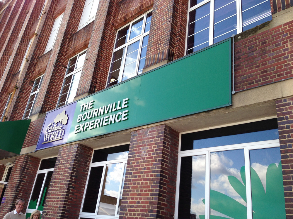 The Bournville Experience.