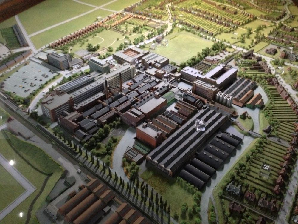 A model of Bournville