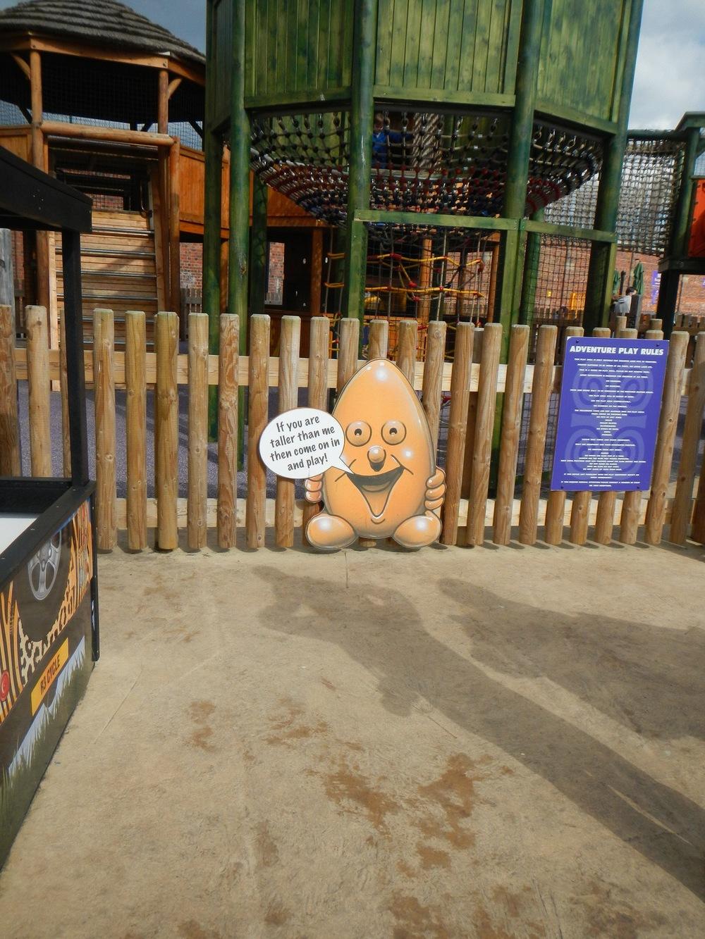 Cocoa Bean Mascot