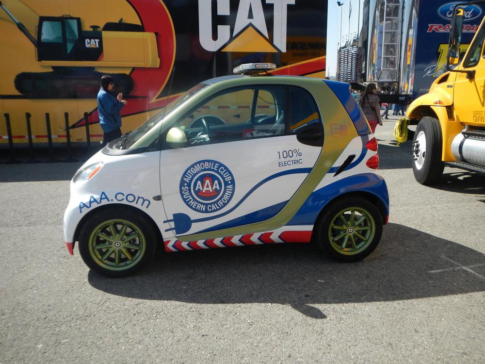 Auto Club Smart Car!!!
