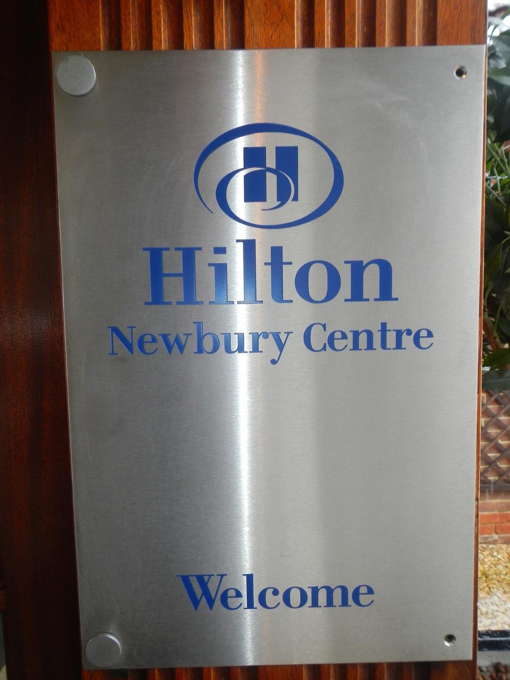The Hilton in Newbury