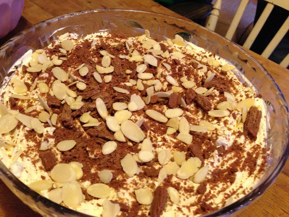 Ali's Trifle.