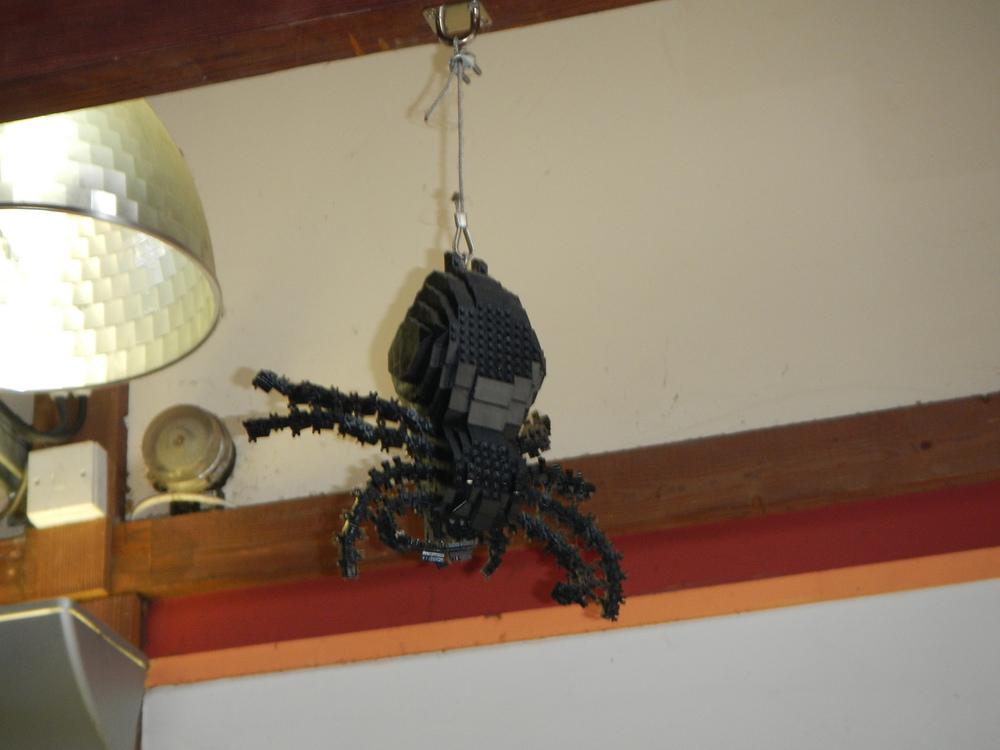 Lego spider