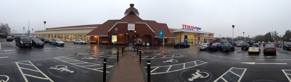 Tesco Panorama