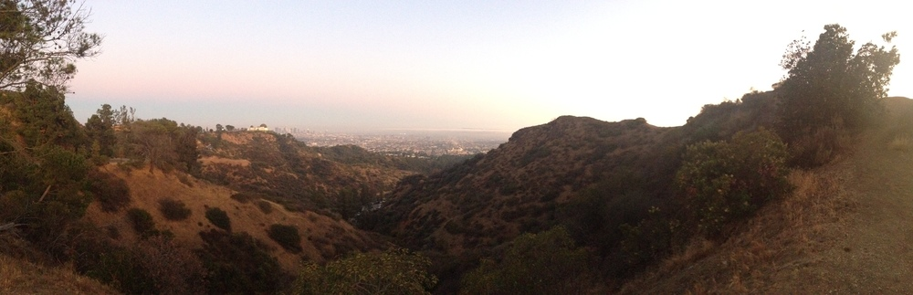 Dan took this beautiful shot in Griffith Park.