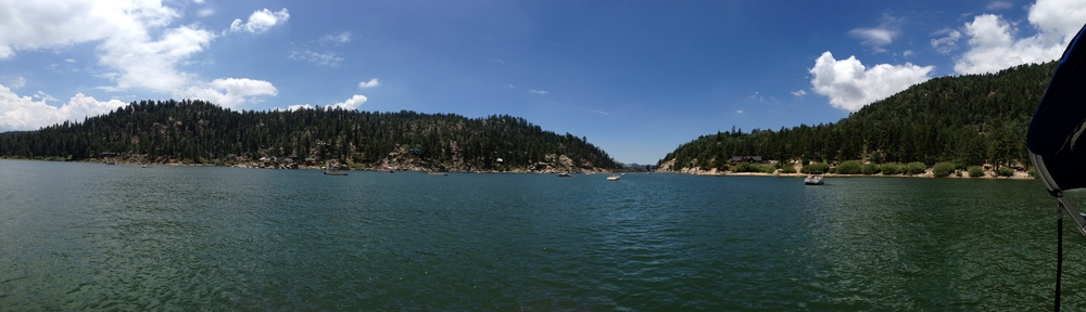 Big Bear Lake- 7/27/13