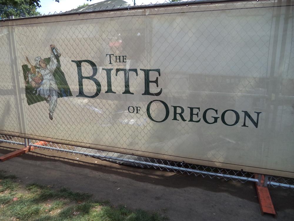The Bite of Oregon