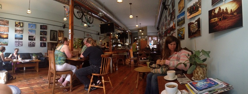 Oblique Coffee Roasters Panorama