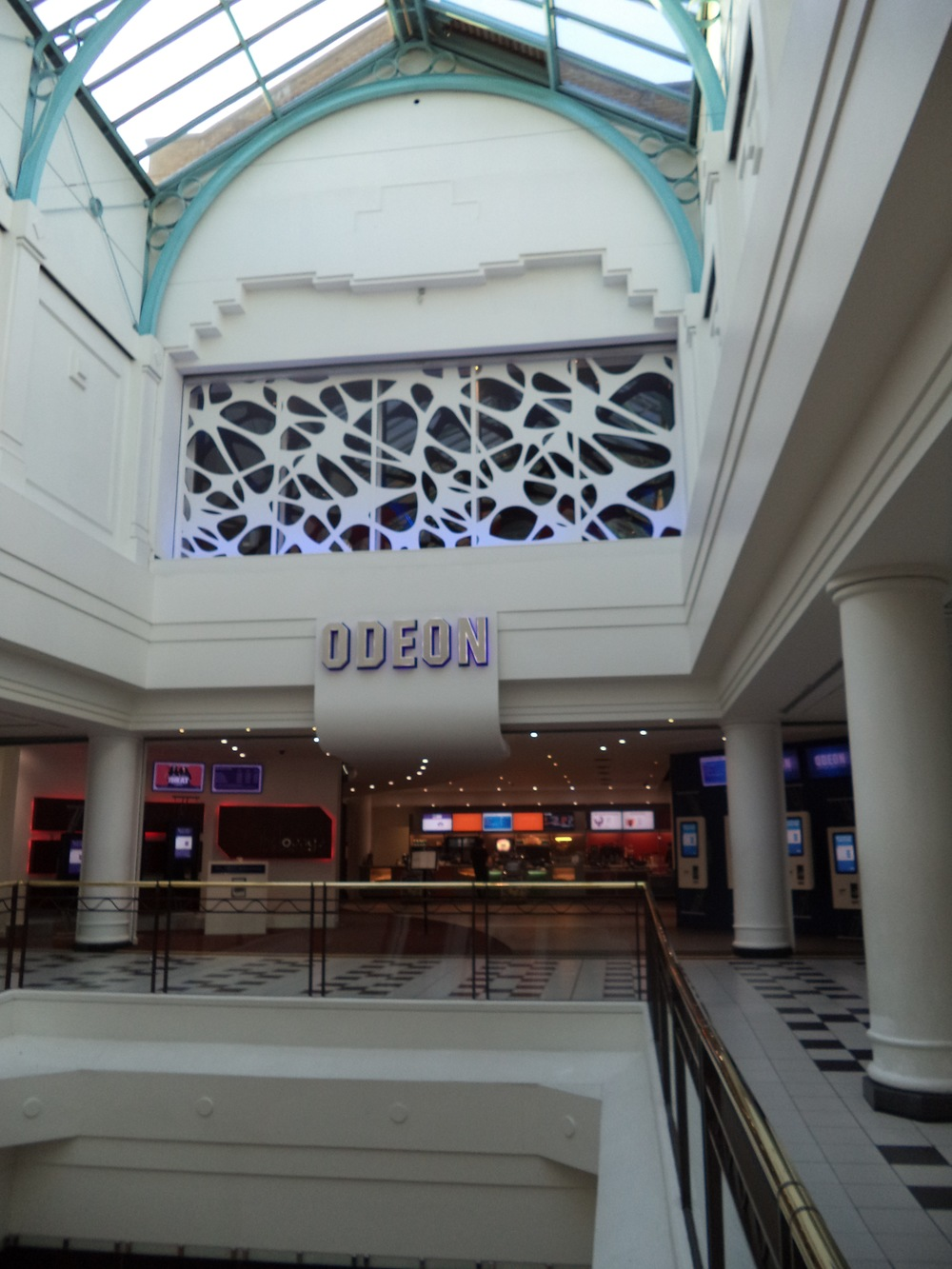 The Odeon in London.