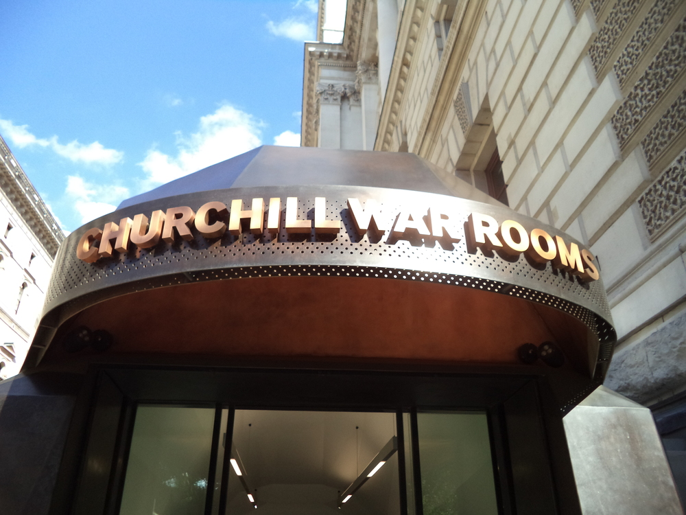 The Churchill War Rooms