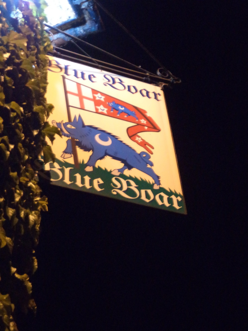 Blue Boar, Hay-On-Wye