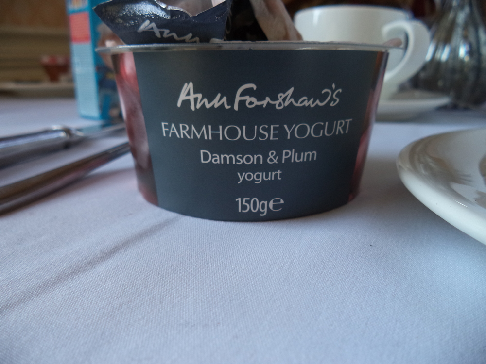 Ann Forshaw Farmhouse Yogurt = Eat This!!!!
