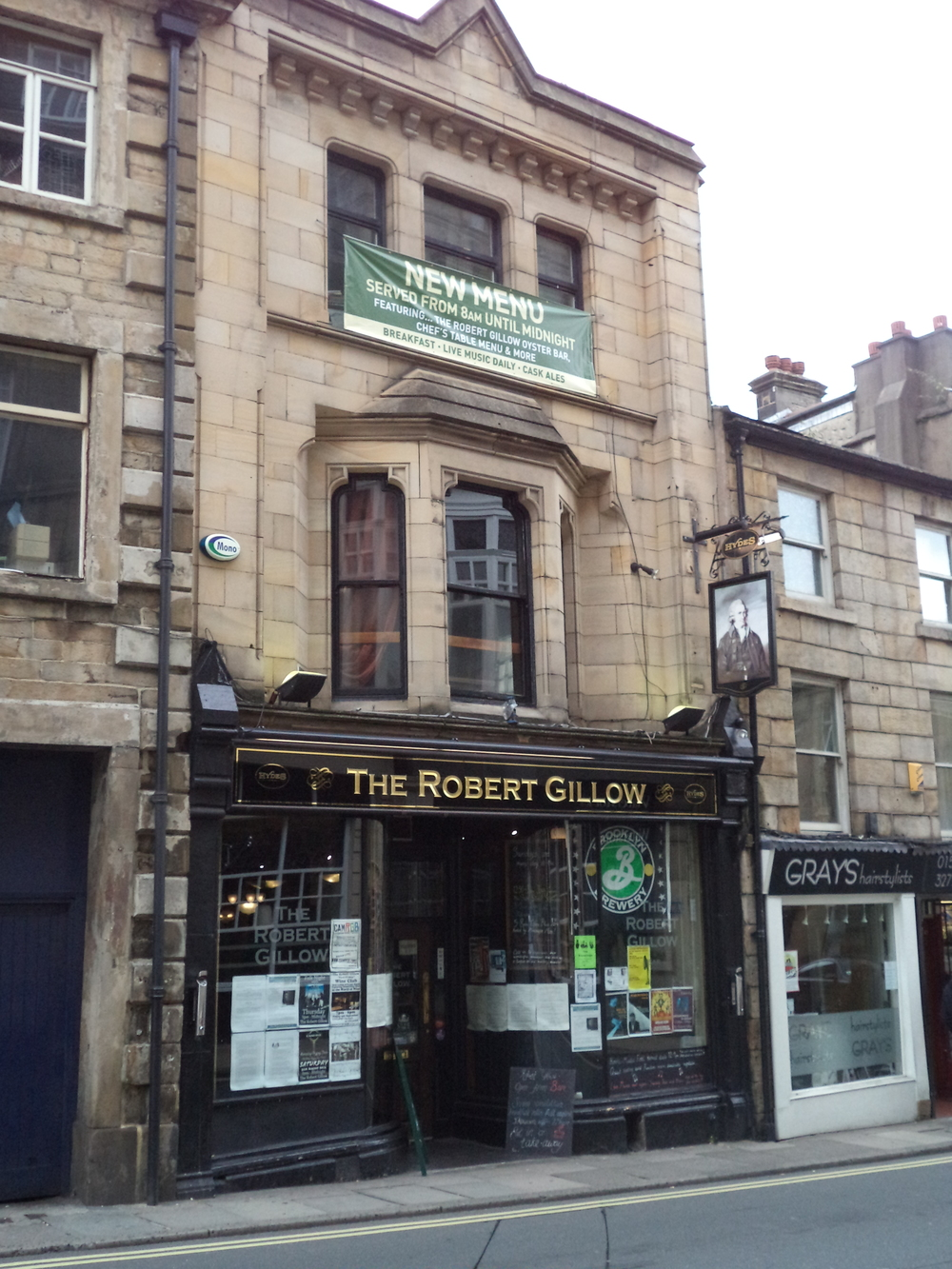 The Robert Gillow