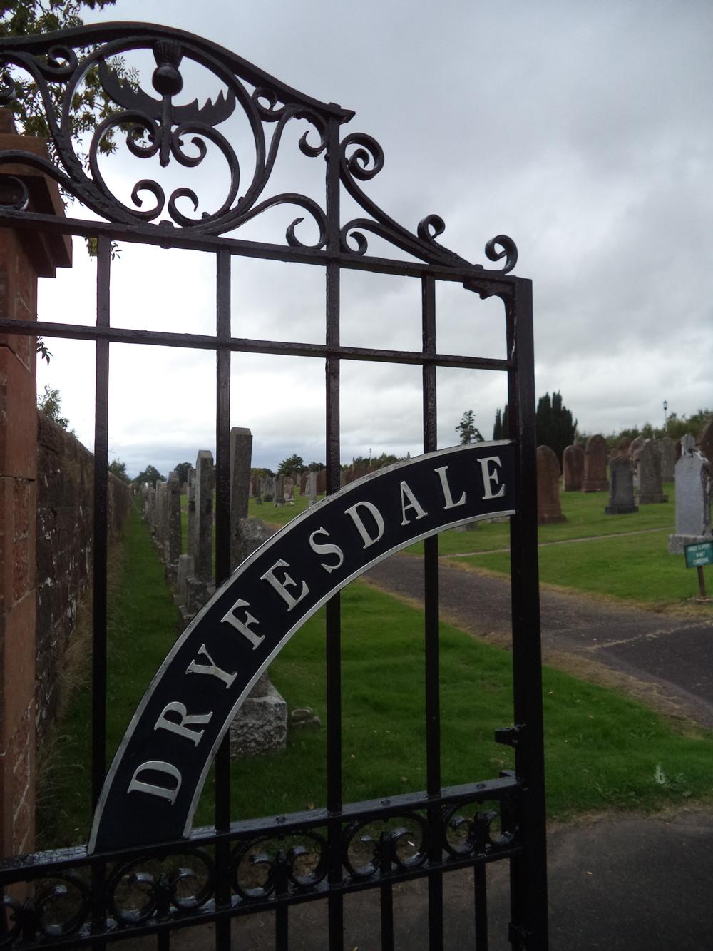 Dryfesdale Cemetery