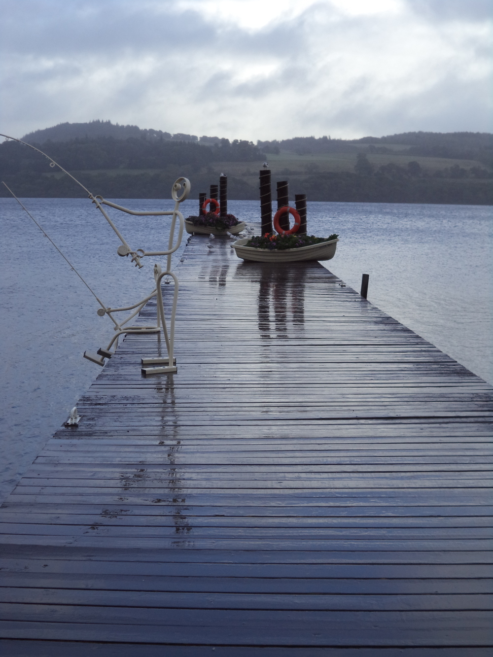 Loch Lomond, Duck Bay Pier