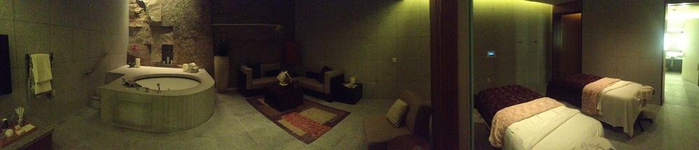 Aria Spa Suite