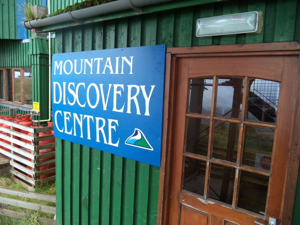 The Mountain Discovery Centre