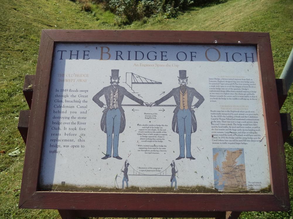 The Bridge of Oich.