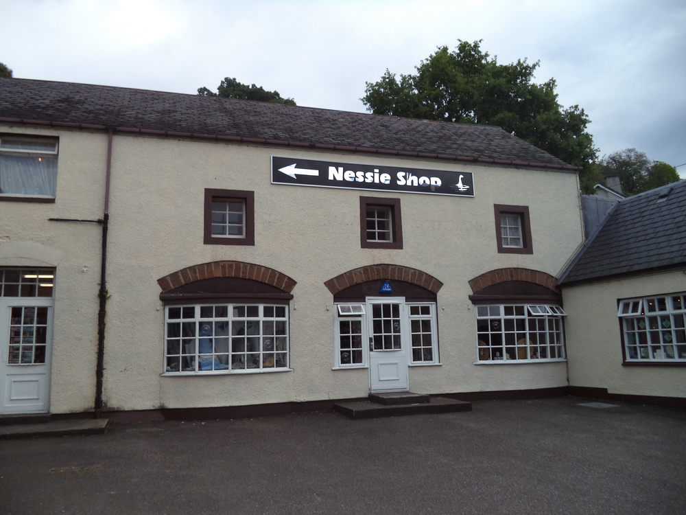 The Nessy Shop.