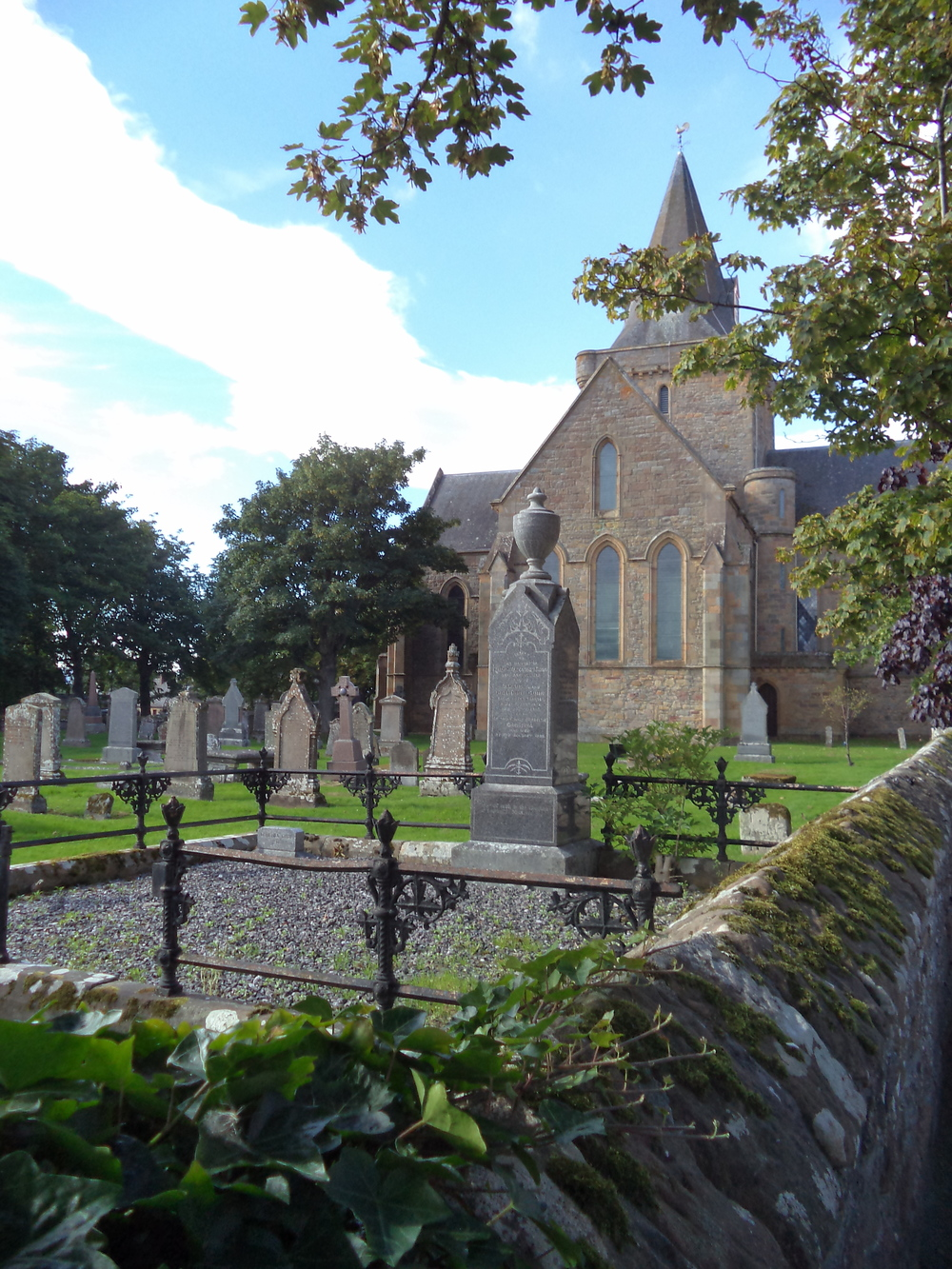 Church in Dornoch
