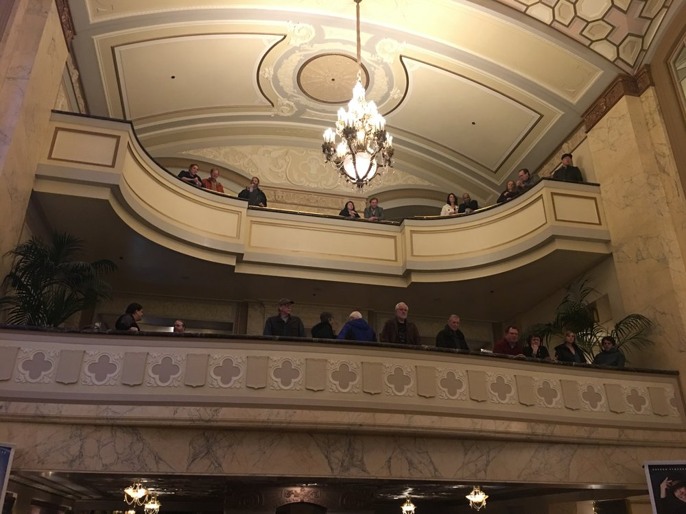 John Cleese At The Arlene Schnitzer Concert Hall Always Packed For - Schnitzer auditorium